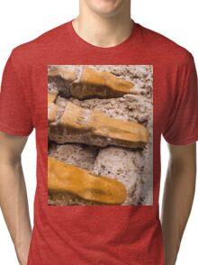 Bucket excavator super Tri-blend T-Shirt