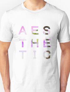 AESTHETIC I- no background Unisex T-Shirt