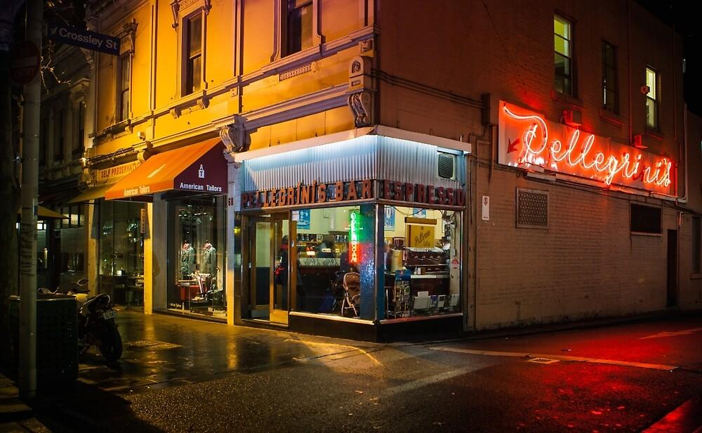 Pellegrinis Espresso Bar by jamjarphotos