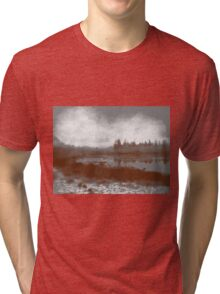 Winter on Vancouver Island Tri-blend T-Shirt