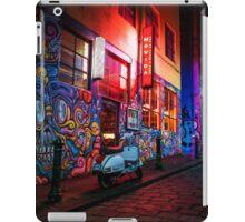 Hosier Lane iPad Case/Skin