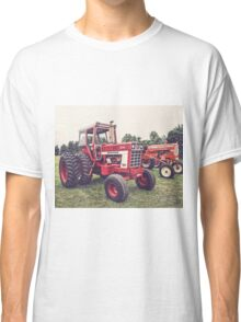 Vintage Turbo Tractor Classic T-Shirt