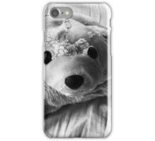 Weathered Bear iPhone Case/Skin