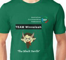 Australian Circleworking Federation -TEAM Winneleah (Tas.) Unisex T-Shirt