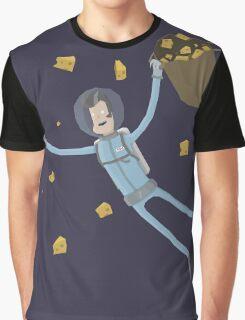 Cheestronaut Graphic T-Shirt