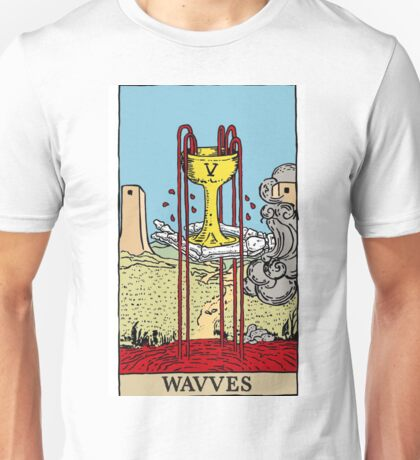 "Wavves- V ""Cup"" Unisex T-Shirt"