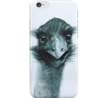 G'day. (Emu) iPhone Case/Skin