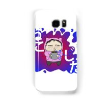 Chibi Cat Coffee Samsung Galaxy Case/Skin