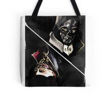 Dishonored tarot Tote Bag
