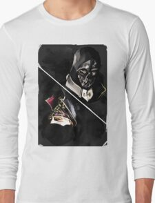 Dishonored tarot Long Sleeve T-Shirt