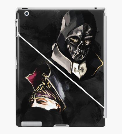 Dishonored tarot iPad Case/Skin