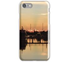 Lakes Entrance Gold iPhone Case/Skin