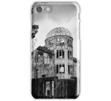 Atomic Bomb Peace Memorial, Hiroshima Japan iPhone Case/Skin