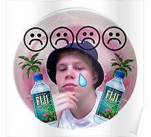 Yung Lean x2 Poster