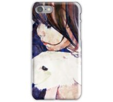 Rabbit Story iPhone Case/Skin