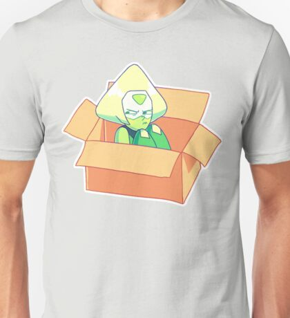 peridot in a box Unisex T-Shirt