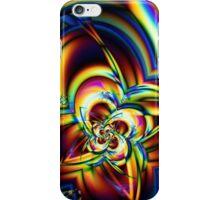 Iridescent Flowers iPhone Case/Skin
