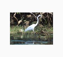 Great Egret 2 Unisex T-Shirt