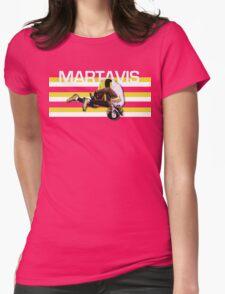 MARTAVIS Womens Fitted T-Shirt