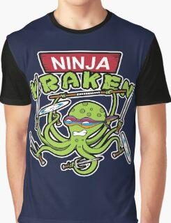 Ninja Kraken Graphic T-Shirt