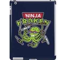 Ninja Kraken iPad Case/Skin