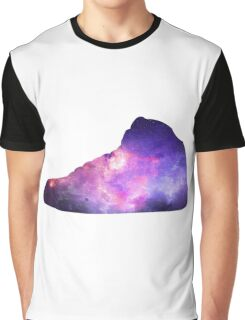 Basketball Sneaker Graphic T-Shirt