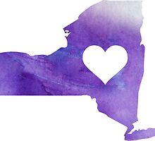 NEW YORK by amandaspac