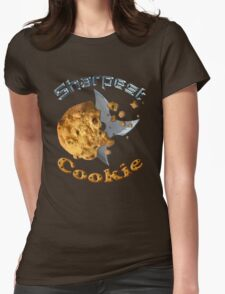 Sharpest Cookie (in the Jar) Womens Fitted T-Shirt