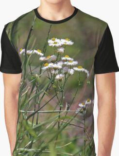 Mountain Daisies Graphic T-Shirt
