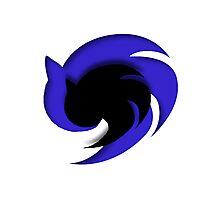 Sonic Emblem Photographic Print