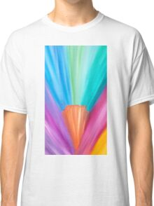Return to Joy Energy Painting  Classic T-Shirt