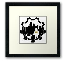 OUT OF THE VAULT Framed Print