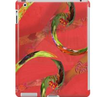 Spicy Springs Rolls iPad Case/Skin