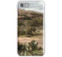 Enchanted Rock iPhone Case/Skin
