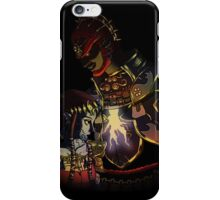 ganon and his puppet iPhone Case/Skin