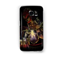 ganon and his puppet Samsung Galaxy Case/Skin