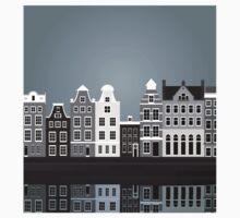 Amsterdam One Piece - Short Sleeve