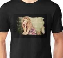 Cute Taylor Swift By RR Unisex T-Shirt