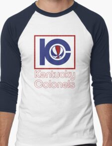 DEFUNCT - KENTUCKY COLONELS Men's Baseball ¾ T-Shirt