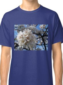 Flowers - apple blossoms (2009) Classic T-Shirt