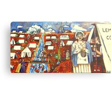 The Amiable Female Canvas Print