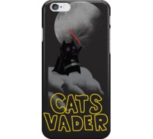 CATS WARS iPhone Case/Skin