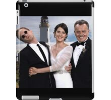 weekend at barneys  iPad Case/Skin