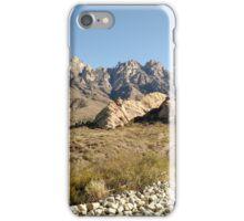 Organ Mountains - Las Cruces iPhone Case/Skin