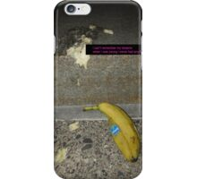 banana.jpeg 6 iPhone Case/Skin