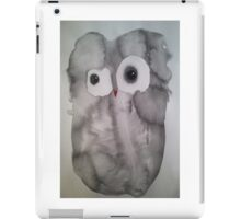 Owl 11 iPad Case/Skin