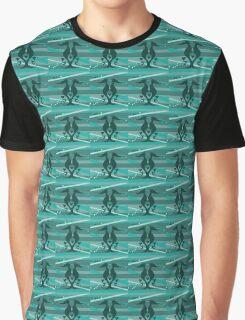 Sea Stallions Graphic T-Shirt