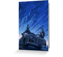Life is Strange: Road Trip Greeting Card
