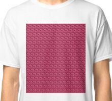 Raspberry Pattern Classic T-Shirt