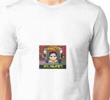 Ghetto at heart! Unisex T-Shirt